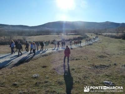 Puentes Medievales, Valle del Lozoya - Senderismo Madrid; senderos cazorla